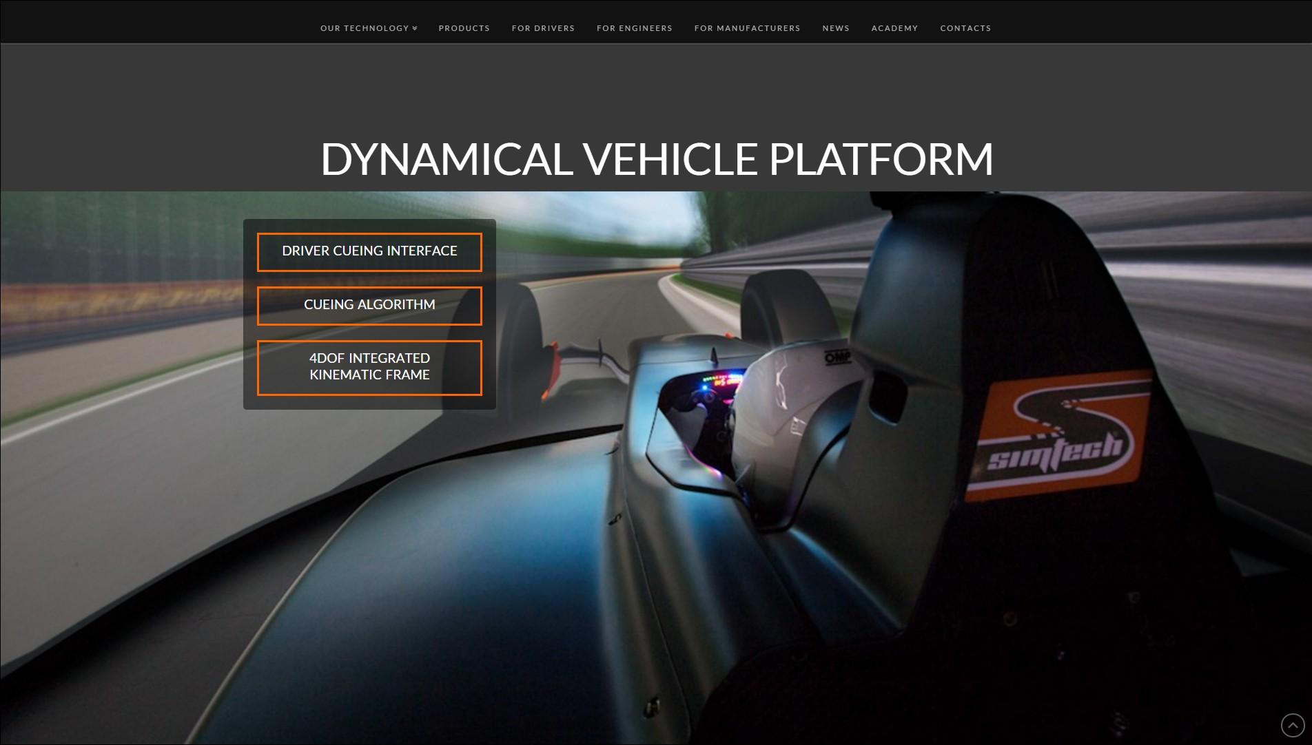 sky drive simulator